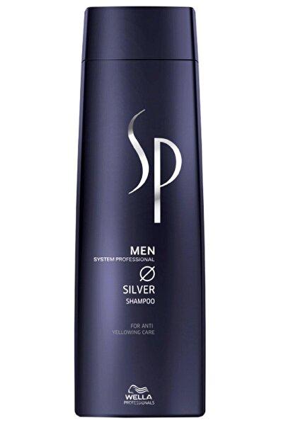 Sp Men Silver Gri Ve Beyaz Saçlar Için Şampuan 250ml