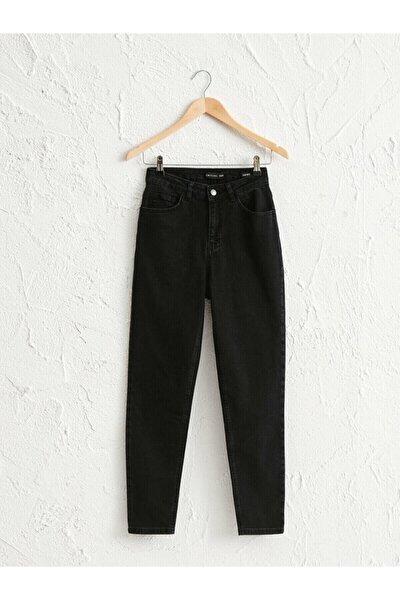 Kadın Siyah Rodeo  Jean