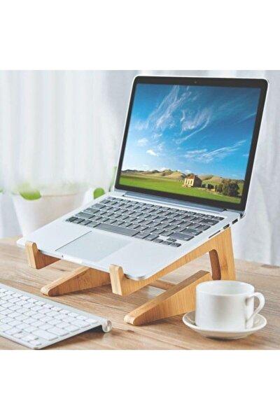 Doğal Ağaç Notebook Laptop Standı 11-13 Inch 14-16 Inch