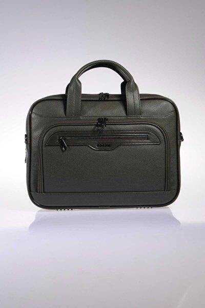 Haki Unisex Laptop & Evrak Çantası 8690027118165