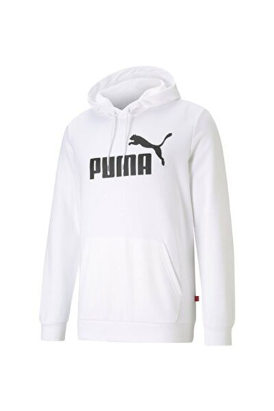 ESSENTIALS FLEECE Beyaz Erkek Sweatshirt 100480616