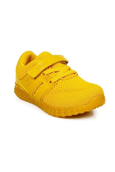 313.b20y.102 Bebe Işıklı Sarı Çocuk Spor Ayakkabı