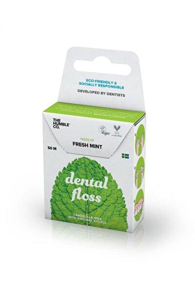 The Co Dental Floss Diş Ipi Fresh Taze Nane 50m