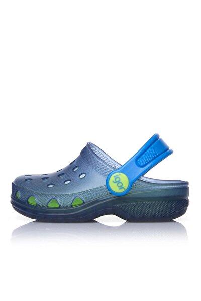 Unisex Çocuk Mavi Sandalet S10116-032 Poppy