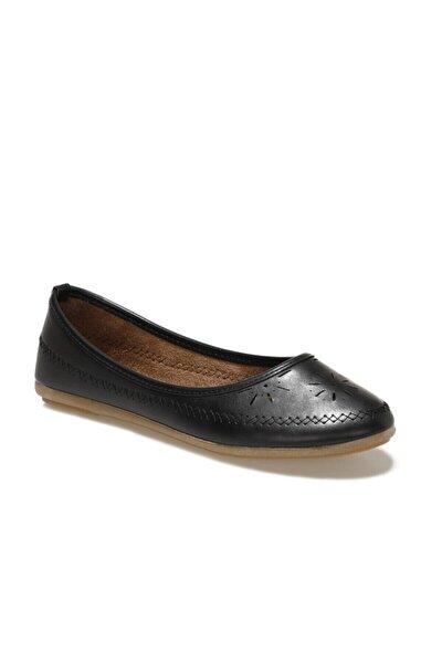 161689.Z1FX Siyah Kadın Basic Comfort 100987645