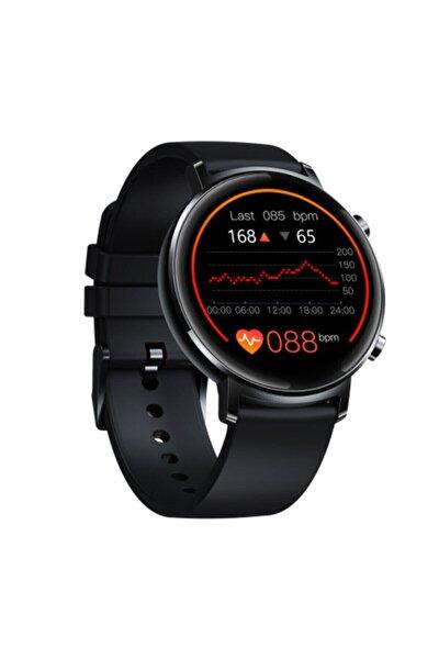 Gtr Tansiyon Nabız Ölçer Bt 5.1 Saatadam Smart Akıllı Saat - Siyah