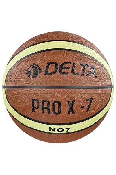 Pro X Deluxe Kauçuk 7 Numara Basketbol Topu