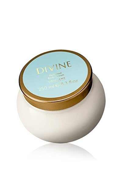 Divine Parfümlü Vücut Kremi