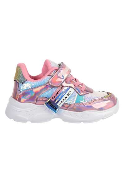Kız Çocuk Pembe Spor Ayakkabı