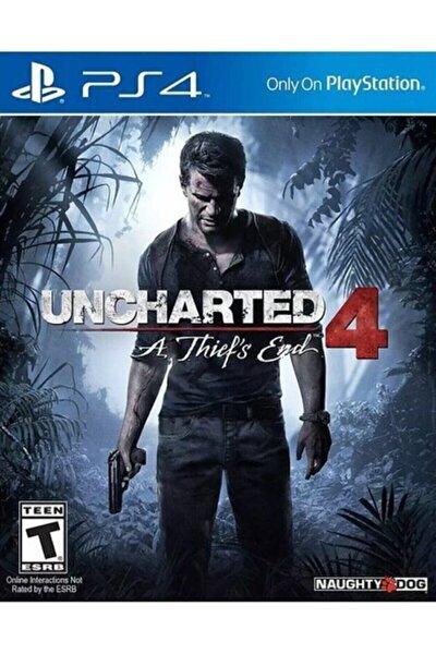 Uncharted 4 Türkçe Altyazılı Ps4