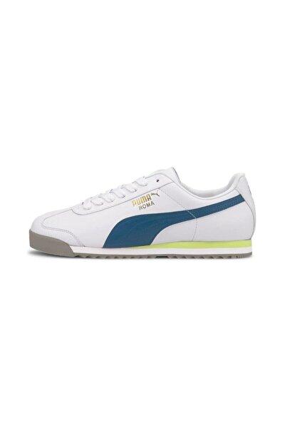 Roma Basic White Digi Blue Günlük Spor Ayakkabı