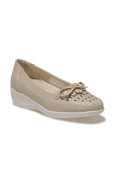 103262.Z1FX Bej Kadın Klasik Ayakkabı 101002855