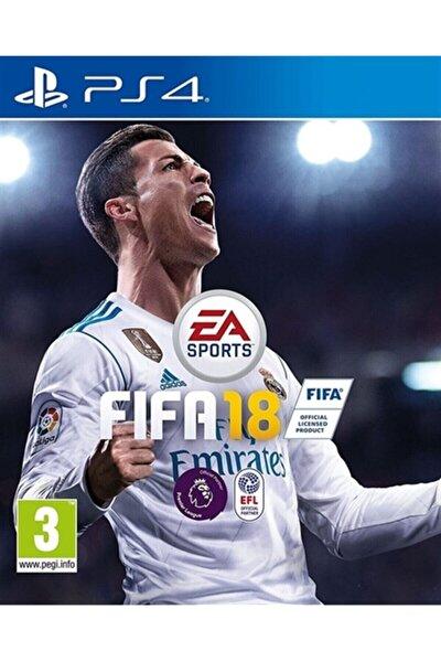 Ps4 Fifa 18 Ps4 Oyun - Türkçe Menü