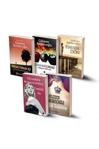 Gülseren Budayıcıoğlu Set 5 Kitap