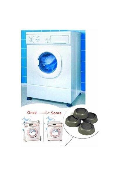 Çamaşır Makinesi Makinası Titreşim Ayağı 4 Adet