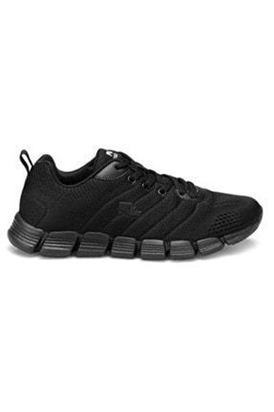 Unisex Siyah Anatomik Günlük Spor Ayakkabı 21y