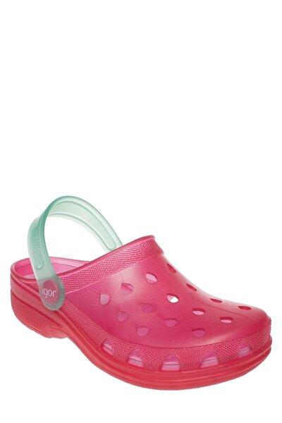 Unisex Çocuk Pembe Poppy Sandalet S10116-046