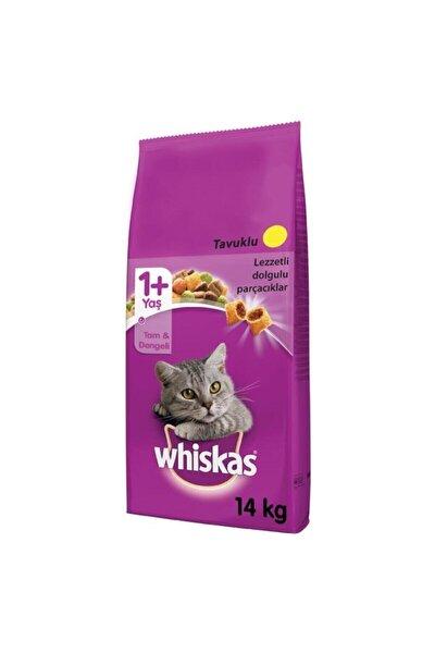 Tavuklu Sebzeli Yetişkin Kedi Mamasi 1,4 Kg