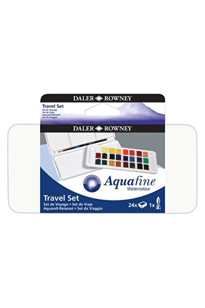 Aquafine Travel Set 24'lü