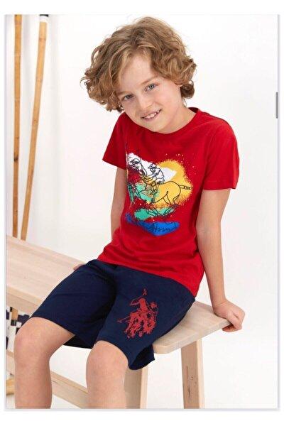Erkek Çocuk Kırmızı Takım
