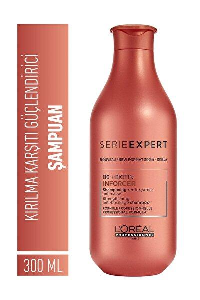 Serie Expert Inforcer Kırılma Karşıtı Güçlendirici Şampuan 300 ml