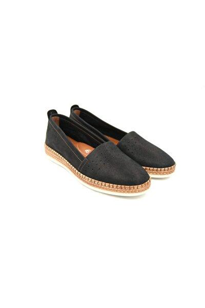 103209PZ1FX Siyah Kadın Klasik Ayakkabı 101000648