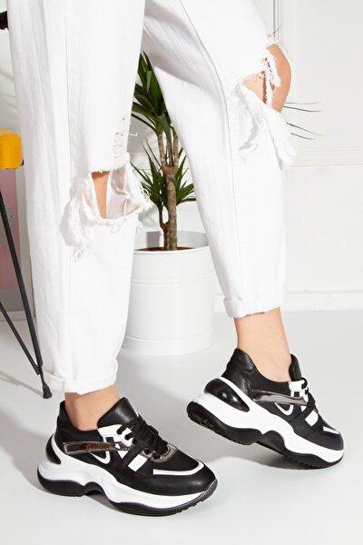 Kadın Lara Siyah  Sneaker
