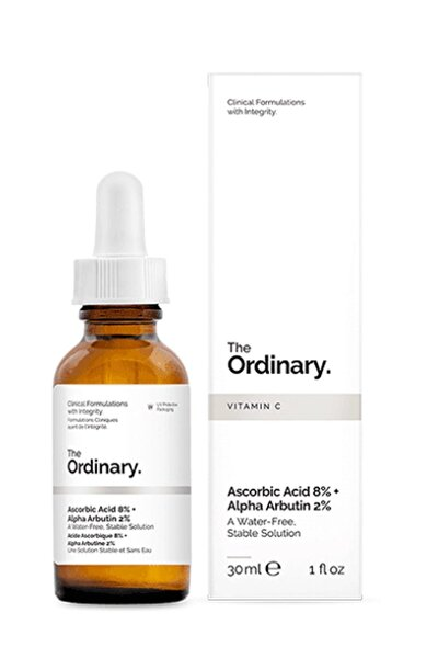 Ascorbic Acid 8% + Alpha Arbutin 2% 30ml