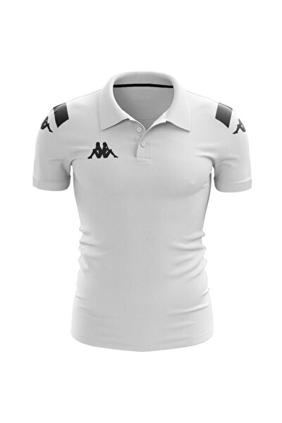 304j710 Player Kamp Polo T-shirt Abıang4 _ Beyaz M