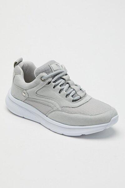 Gri Unısex Spor Ayakkabı Tb292
