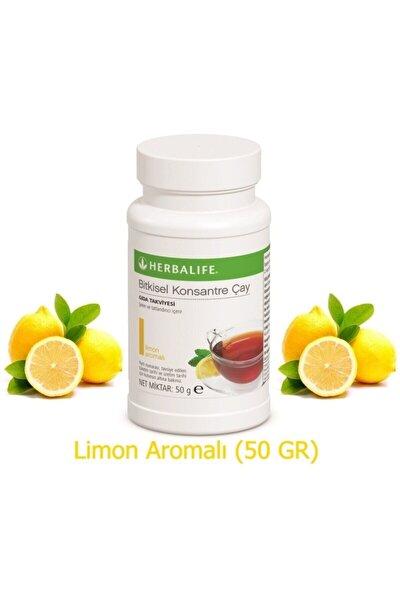Bitkisel Konsantre Çay (Limon Aromalı 50 gr)