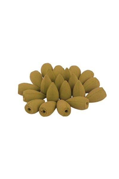 Geri Akış Şelale Tütsü Konileri 30 Adet ( Sandal Ağacı ve Aloe Vera )