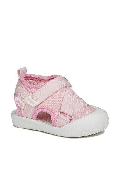Kız Bebek Pembe Lolipop Ilk Adım Sandalet