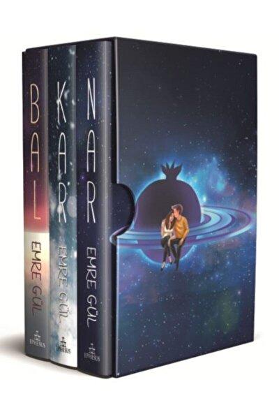 Nar Serisi Seti 3 Kitap Takım Ciltli