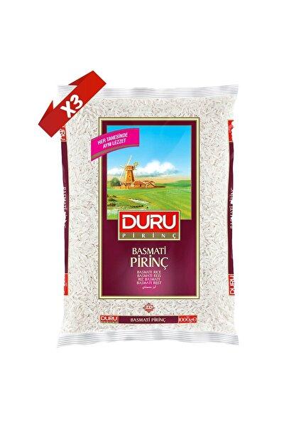 3'lü Basmati Pirinç Paketi X3 Adet 1kg