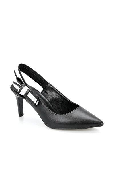 DS19074 Siyah Kadın Gova Ayakkabı 100382791