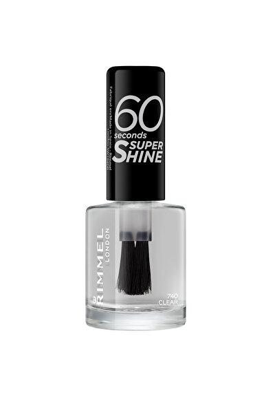Oje - 60 Seconds Super Shine 740 Clear 3614220617183
