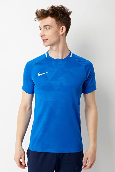 Erkek T-shirt - Dry Chalng II JSY SS - 893964-463