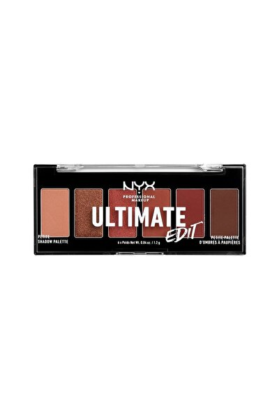 Göz Farı Paleti - Ultimate Edit Petite Shadow Palette Warm Neutrals 800897182571