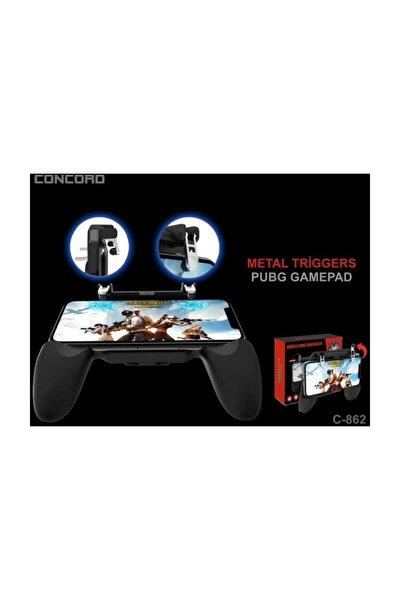 PubG Fortnite Gamepad Konsol + PubG Ateşleme Tetik C-862