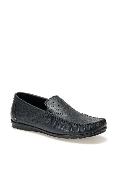 2251 C Lacivert Erkek Loafer Ayakkabı 100349397