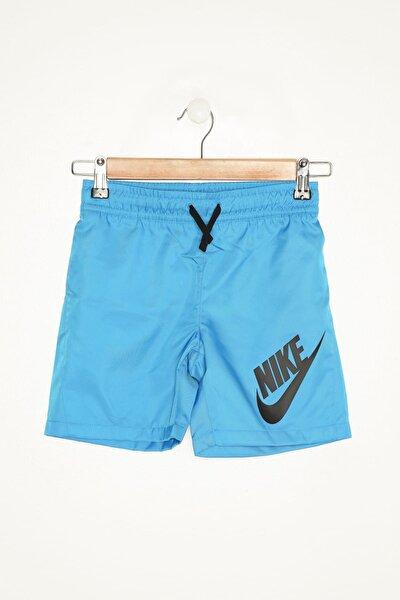 923360-482 Nike B Nsw Short W Çocuk Şort Mavi