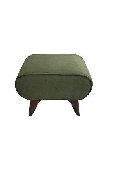 Sandal Puf Yeşil Koltuk 47 cm