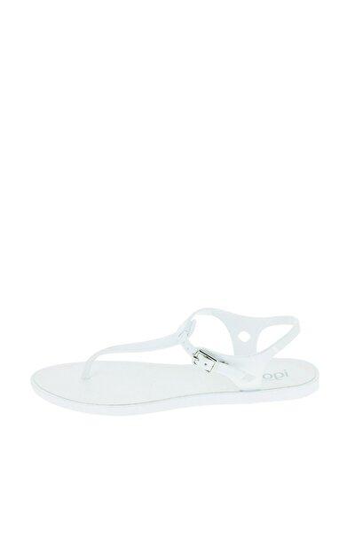 Kadın Beyaz Sandalet S10172