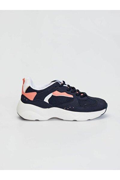 Kadın Lacivert  Sneaker
