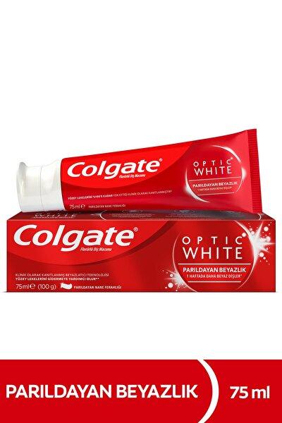 Optic White Parıldayan Beyazlık Beyazlatıcı Diş Macunu 75 ml