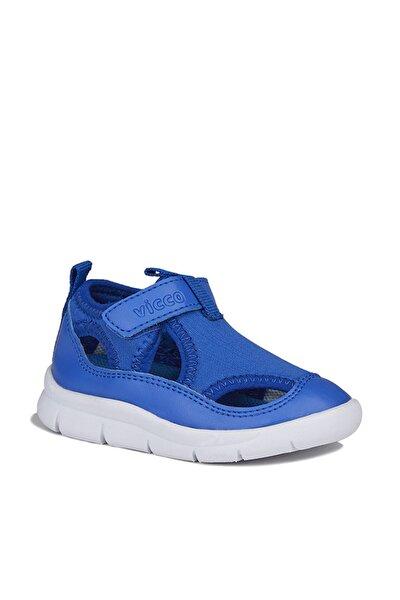 Berry Erkek Çocuk Saks Mavi Spor Ayakkabı