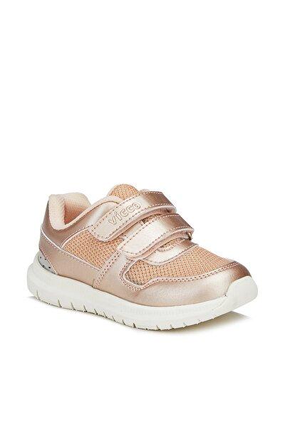 Kız Bebek Pembe Solo  Spor Ayakkabı Sneaker