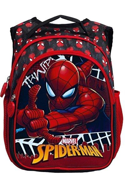 Spiderman Lisanslı Anaokulu Çantası Otto- 5249