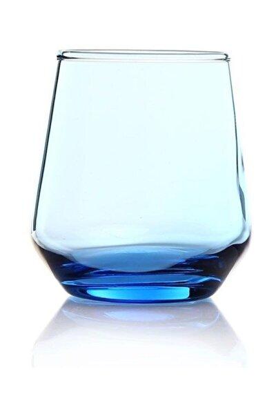 Allegra Mavi Su Bardağı 425 cc 3'lü